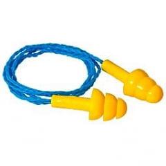 Protetor Auricular Plug em Copolímero - cordão PVC/Algodão